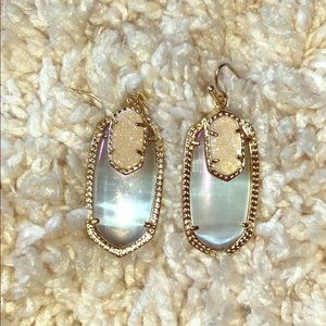 Kendra Scott Druzy 'Elle' earrings